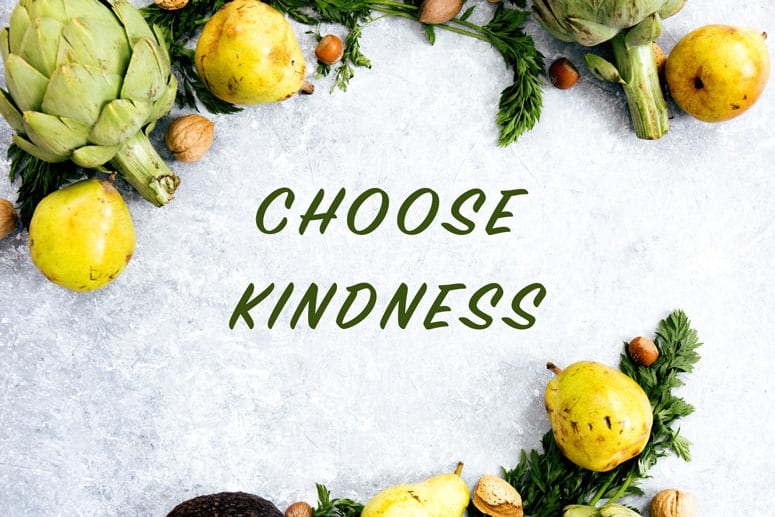 vegan choose kindness