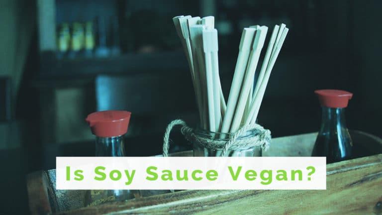 Is Soy Sauce Vegan?