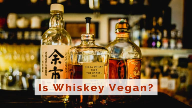 Is whiskey vegan?
