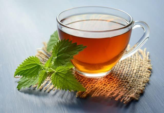 plant-based hot black tea health benefits