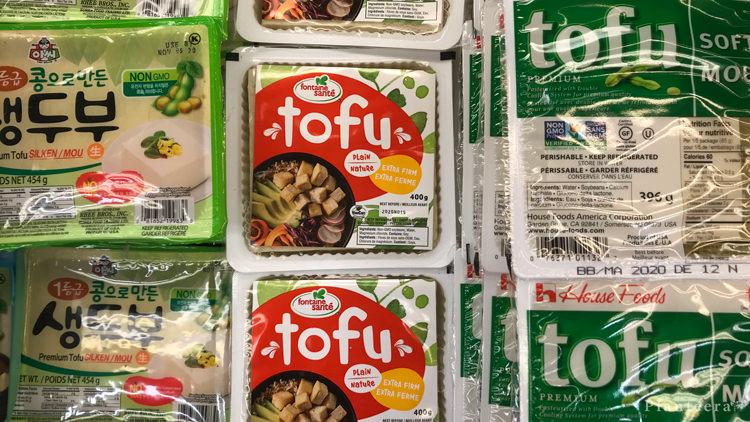 Fontaine Santé extra firm tofu