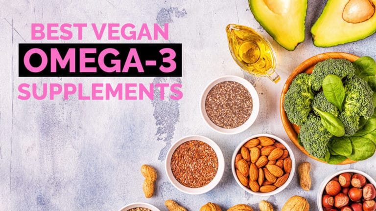 best vegan omega-3 supplements